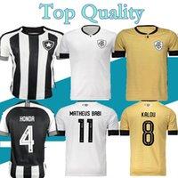 2122 BotaFogo FR Мужские футбольные трикотажки M.benevenuto Matheus Babi Kalou Honda Home 3-й вратарь футболки футболки с коротким рукавом