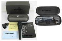 Mikrofone Hohe Qualität KSM8, KSM8 / N Wired Dynamic Cardioid Professionelles Gesangsmikrofon zum Verkauf