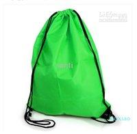 NEW Gym Swim School Dance Shoe Boot PE Drawstring Bag Backpack, Portable String Bag Drawstring Backpack
