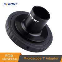 Telescope & Binoculars SVBONY 23.2mm T Ring Lens Mount Set DSLR Camera Accessories For Canon EOS Nikon Adapter Microscope Ada