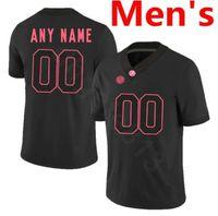 Profissional personalizado jerseys ncaa alabama carmesim maré faculdade jersey jersey qualquer número e nome todas as cores homens futebol jersey