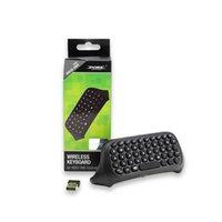 2.4G اللاسلكية بلوتوث مصغرة المقود لوحة المفاتيح كلافير teclado ل xbox one x مقبض gamepad تحكم Y1018