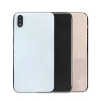 For iphone x Back Middle Frame Full Housing with Battery Cover