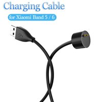 USB Charger Cable For MI Band6 5 Portable Power Magnetic Charging Cables Compatible with Xiaomi Miband5   6 Smart Watch Accessories