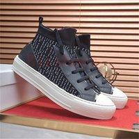 Deep Blue Oneique Техническая сетка Обувь Люквины Кэльфскин Вставляет резиновые подошвы с Lucky Star Designers Женщины Обувь Walk'n 'Mid staker