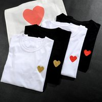 Fashiom women t shirt Cool Printed men t shir Short Sleeved Tops Tee Shirts Clothing Breathable and sweat-absorbent Labeled box