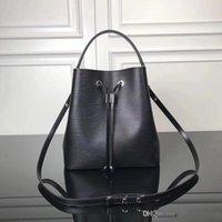 حقائب الكتف الأيلو الأصلي جلد طبيعي دلو حقيبة النساء المصممين الفاخرة الشهيرة مصممي الأزياء حقائب أعلى جودة محفظة 2021 حقائب اليد