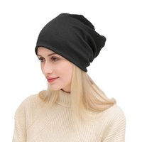 Unisex Sports Street-style HipHop Casual Loose Hat Women Men Beanies Knited Cotton Cloth Hats Warm Winter Cap by sea LLA1032