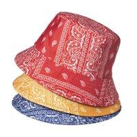 Anacardio Stampa Pescatore Cappello uomo e Donne Stampa Trendy Stampa Trendy Cappello da pescatore Street Fashion Pattern Basin Sun Hat