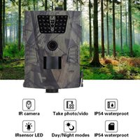 Hunting Trail Camera HT001 1080P HD 850nm Wildlife Night Vision Track Cams for Animal Photo Traps Scouting