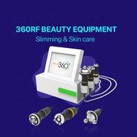 Precio al por mayor RF portátil RF Lifting Radio Frecuencia Piel de apretón facial Máquina de radiofrecuencia RF Equipo de RF con masaje y terapia de luz