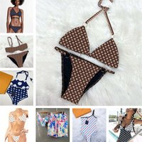 여름 womens bodysuit 수영복 Bikinis 세트 디자이너 원피스 수영복 어깨 푸시 위로 수영복 비치 비키니 통기성