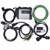 PCB originale PCB MB Star C4 Software 03 / 2021V MB SD Collegare lo strumento diagnostico multiplexer multiplexer con wifi per cartuck 12v / 24v