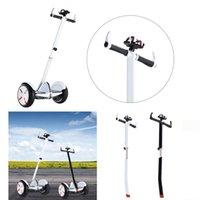 10 polegadas de scooter guidão de alta qualidade Excelente suporte retrotable extensão haste scooter guidão guidão dropship