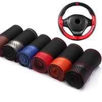 Флэш-коврик для автомобиля Рулевая крышка для Mini Cooper R52 R53 R56 R57 R58 F55 F56 F57 Countryman R60 F60 Mini One Car Accessorie