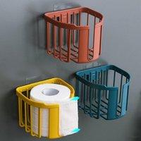 Cremalheira de armazenamento da parede do toalete do toalete do toalete do toalete para materiais home