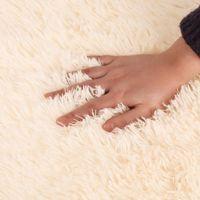 Carpets Warm Area Rug Floor Home Living Room Polyester Fiber 160x90cm Multicolored Fluffy Rugs Mat Sofa Carpet