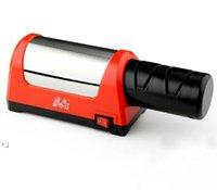 2021 ديموند سكين كهربائي مبراة المهنية طحن نظام مراحل المطبخ السيف السيراميك شحذ الحجر OWE9267