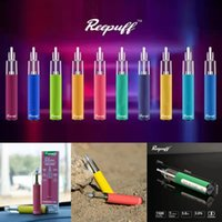 Original Rechargeable reepuff glow disposable pod device 1500puff 650mah battery 5.0ml Cartridge Vape VS air bar lux ovns jcstick skitos