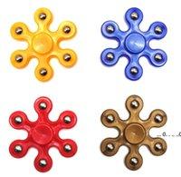 Fingerspitze Spinner Galvanisierte Stahlkugel Geschenk Hohe Kostenleistung Hand Spinner Gyro Hand Spinner Unzipängste Spielzeug EWF5653