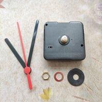 뜨거운 50 세트 조용한 쿼츠 시계 모습으로 플라스틱 화살표를 설정합니다. 메커니즘 시계 수리 DIY 도구 키트