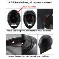 Casques de moto Casque Asian Black Hommes et femmes Four Seasons ABS ABS Batterie de haute qualité Half Electric Safety Général R T7K6