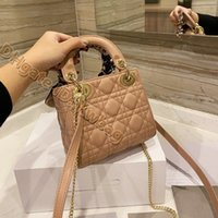 Lady Classic Must-Have Diamond Lattice Bag 2021 Diseñadores de Lujos Bolsos Bolsos Hombro Bolsos Mujeres Moda Moda Crossbody Bolso Múltiple Totes Mini Flap Bolste