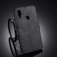 Vintage Oil Side Wax PU Leather Flip Wallet Phone Cases For Samsung Galaxy A11 M11 A21S A41 A51 A71 M30S M21S F41 TPU In Inner Cover
