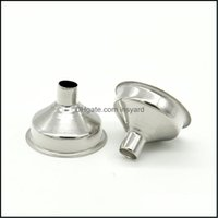 Other Kitchen, Dining Bar Home & Gardenstainless Steel Sturdy Funnel Eco Friendly Mini Hopper Wear Resistant For Hip Flasks Dedicated Funnel