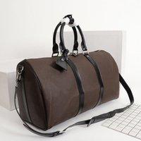 Классические дизайнеры багаж 2021 сумочки люкс путешествия Ducle сумки женщин Crossbody дамы на открытом воздухе на открытом воздухе сумка женские сумки размером 45 50 55