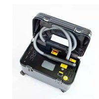 Portable MINI Q-switched Nd:Yag Laser Tattoo Removal Device With carbon peel function (do not need to add water) salon use factory price for sale