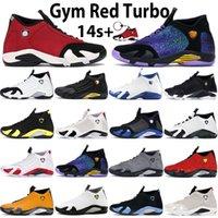 Erkekler 14 Basketbol Ayakkabı 14s Sneakers Mücadelesi Kırmızı Çöl Kum Siyah Ayak Metalik Gümüş Gerçek Pembe Kraliyet Üniversitesi Altın Eğitmenler Anahtarlık