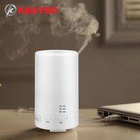 KBaybo Diffuser USB Air Aroma Увлажнитель Эфирное масло Диффузор Aromatherape Автомобиль Аромат Ультразвуковой Увлажнитель Светодиодный Ночной Свет
