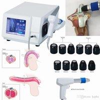 آلة علاج موجة الصدمة المحمولة ل dysfunction الانتصاب ed علاج ESWT homewave العلاج الطبيعي لعلاج التهاب اللفافة الأخمصية