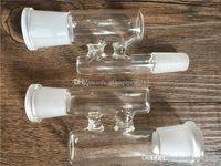 5 stücke Glas Adapter männlich 14mm 18mm Gelenkglas Reclaim Adapter Rod connecte für ölstöcke glas bong am besten rauchen zubehör