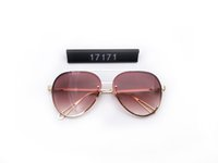 2021 Moda Gato Sunglasses Designer Luxo Mens Mulheres Sun Óculos Óculos De Vidro Rodada Framelenses com caixa