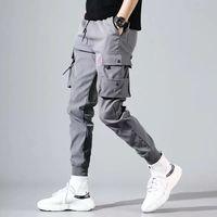 Тонкие ультрамодные брюки мужские Assault тактические брюки, легкие хлопковые наружные военные боевые комбинезоны, рабочие штаны