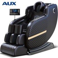 럭셔리 지능형 전신 마사지 의자 다기능 제로 중력 쑥 핫 압축 탄소 섬유 가열, I1