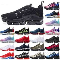 Оптовая Новый Оригинал 2020 TN Обувь Новые Дизайн Мода Женщины Дышащаяся Сетка TN PLUS TN Chaussures Спортивные Красочные Треневые Обувь 36-40 K5MC