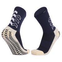 Sports Socks Fitness Sport Cushioned Non Slip Grip For Basketball Soccer Ski Cycling Running Athletic