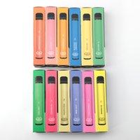 Bar Plus mit Einweg-guter Stift 2021 800 Aromen Vape Puff 550mAh Batterie Zigaretten 20 Preis MFVMV