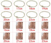 2021 new style 925 sterling silver high-end fashion DIY cartoon creative noble basic chain bracelet jewelry factory direct sales