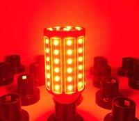 LED Grow Light Red Blue Green Corn Light E27 B22 bulb AC 110V 220V DC12V 24V SMD 5730 Growing Lamp for Greenhouse