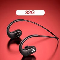 & MP4 Players Benjie Bluetooth 5.0 Earphones Wireless In-ear Headphone HD Hifi Music Player Lightweight Protable Soprt Headset IPX6 Waterpro