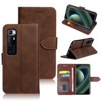 Кожаные чехлы для телефона Классический кошелек, ударопрочный с картой Prot Photo Frame Flip Cover для Redmi 10x Pro 5 Plus Примечание 9 7 6 5A 8A 4x S2 Y2 Y1 Lite