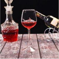 Originalité Gobelet Remark Vin rouge Coupe debout Élégance Fashion Accessoires Outils Boire Femme Homme Haut Borosilicate Glass Bar 10 8ly K2