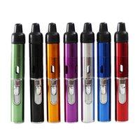 Нажмите N Vape Sneak a Toke Pauroizer ручка для курения металлические трубы для курения сухой травяной испаритель табачный факел бутан DHL