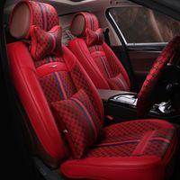 Новый 6d Cars Cover, старший лен, универсальная подушка сиденья для Altima Rouge X-Trail Murano Sentra Sylphy Versa Sunny Tiida