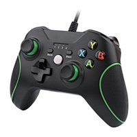 لعبة تحكم جويستيك إسقاط لوحات مفاتيح سلكية USB ل Xbox One Controller Gamepads Slim Control PC Windows Jogos Mando Joystick