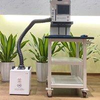 أداة كهربائية مجموعات TBK دخان الغبار تنقية مصغرة لحام نظافة الدخان النازع التدخين امتصاص أداة تصفية آلة الليزر